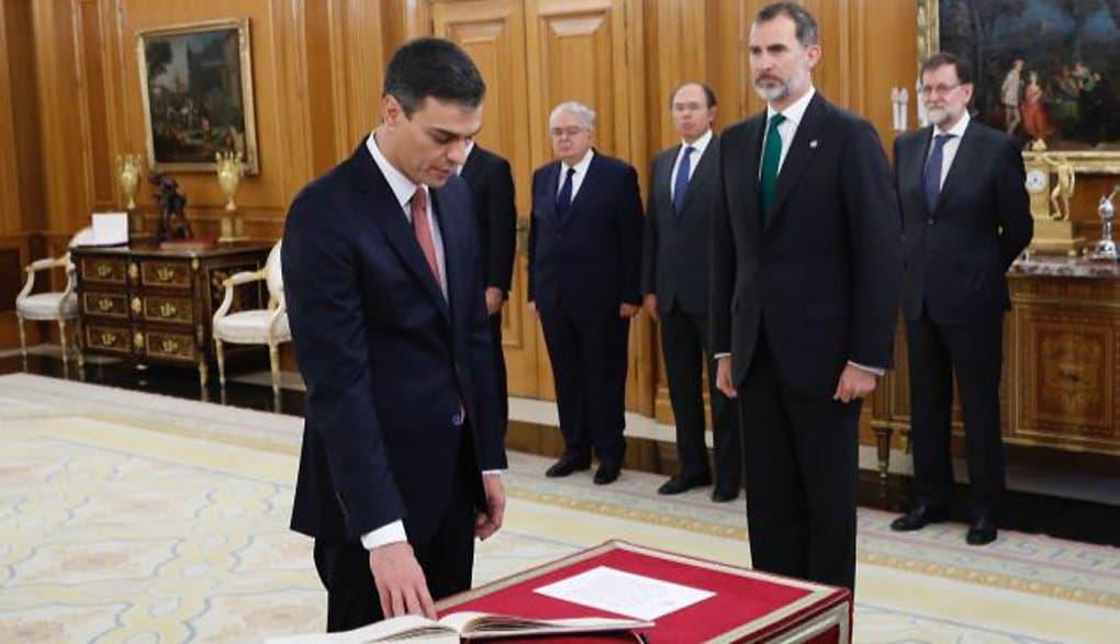 Новый премьер-министр Испании отказался присягать на кресте и Библии