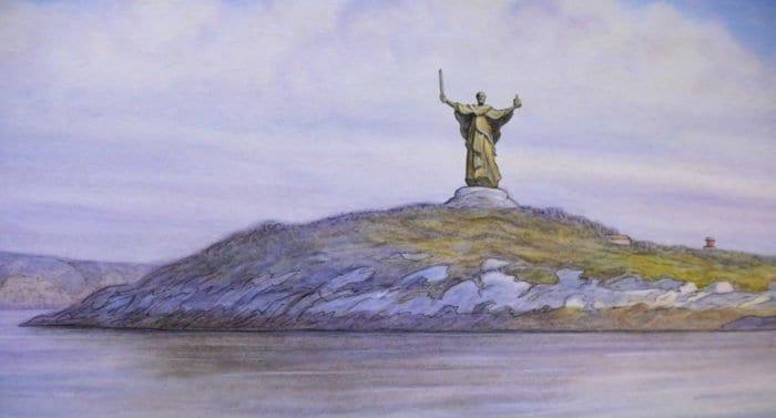 Николай Чудотворец будет встречать и провожать моряков Северного флота