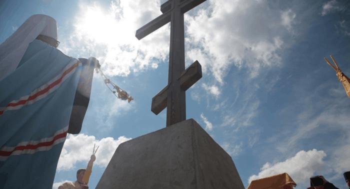 Во имя святого врача Евгения Боткина заложили храм в Екатеринбурге