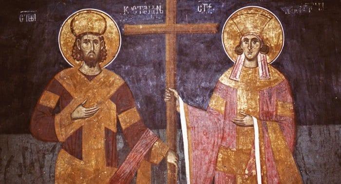 Как узнать святого на иконе, если надпись утрачена?