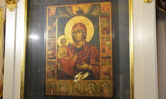 В Третьяковке показывают шедевры церковного искусства Болгарии