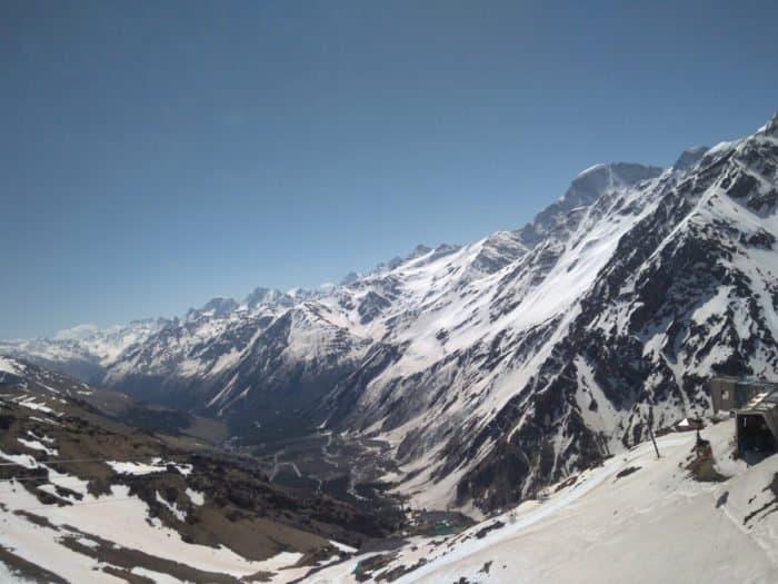 На 3850 метров ближе к небу