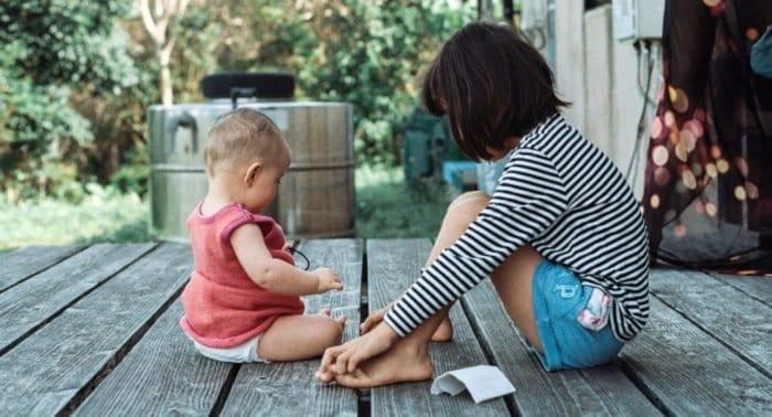 Тяжела ли ноша старшего ребенка?