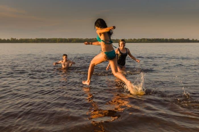 Жизнь у реки: фотозарисовки сибирского фотографа - фото 1