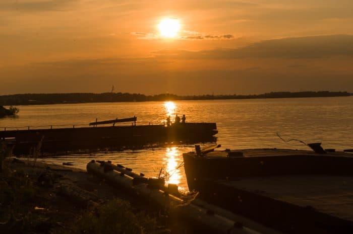 Жизнь у реки: фотозарисовки сибирского фотографа - фото 3