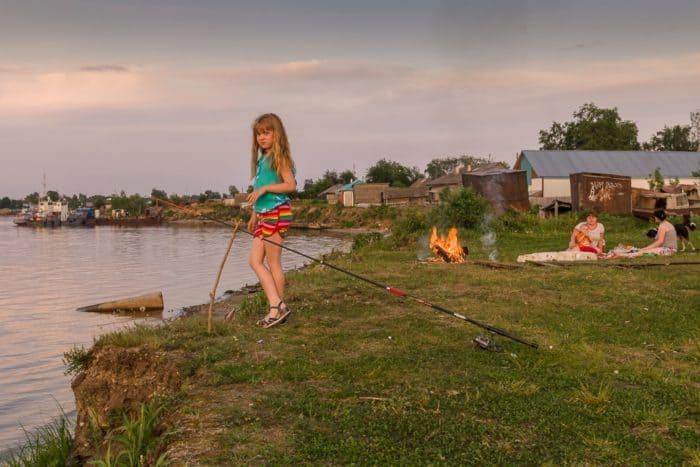 Жизнь у реки: фотозарисовки сибирского фотографа - фото 4