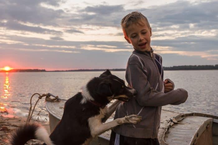 Жизнь у реки: фотозарисовки сибирского фотографа - фото 5