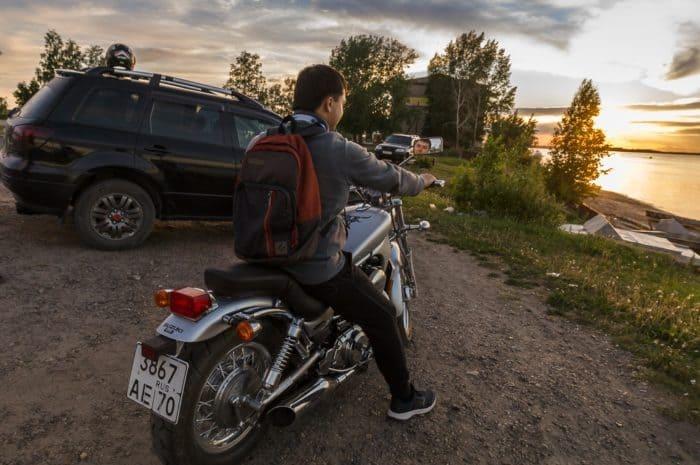 Жизнь у реки: фотозарисовки сибирского фотографа - фото 6
