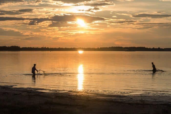 Жизнь у реки: фотозарисовки сибирского фотографа