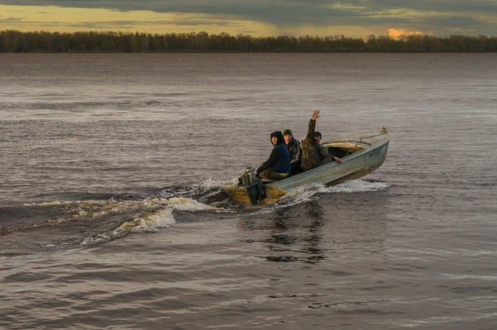 Жизнь у реки: фотозарисовки сибирского фотографа - фото 10