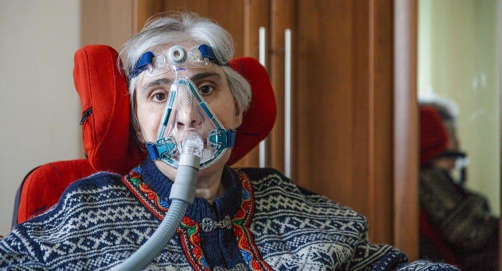 Единственная в России служба помощи людям с БАС просит поддержки