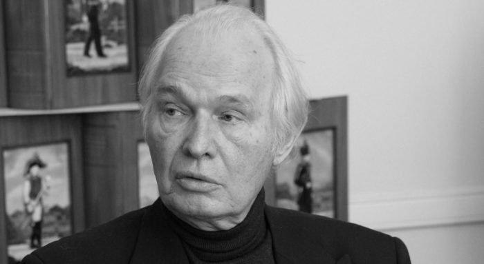 Умер писатель Валерий Ганичев