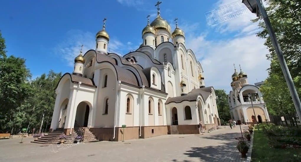 Кафе-музей открылось при столичном храме святой Матроны Московской