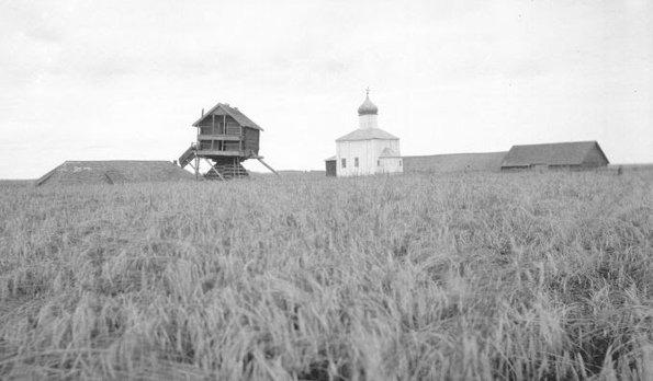 Потерянный храм XIV века раскопали в Новгороде