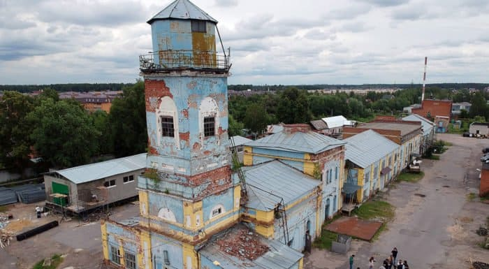 Храм XIX века в Оболдино планируют вернуть Церкви