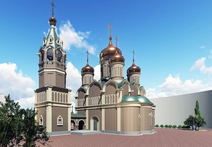 Полностью готов проект храма в честь Царской семьи в Баня-Луке