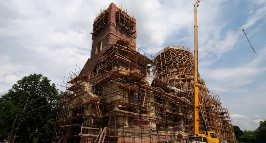 В Новой Москве построят шесть новых храмов