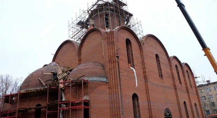 Храм столичных речников построят к концу 2018 года