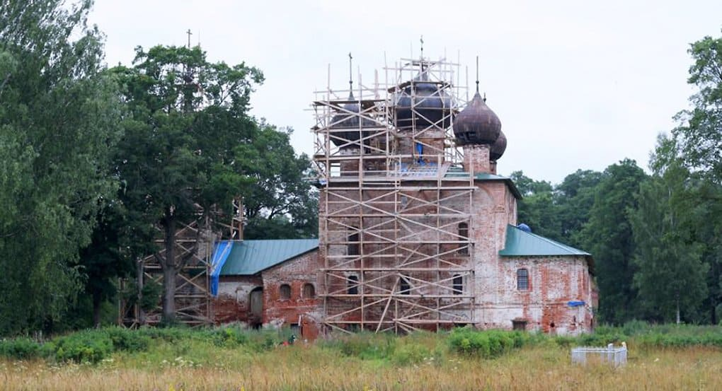 Храм, в котором крестили Федора Ушакова, планируют восстановить до конца 2018-го