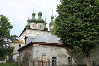 Храм Вознесения и Иоанна Златоуста