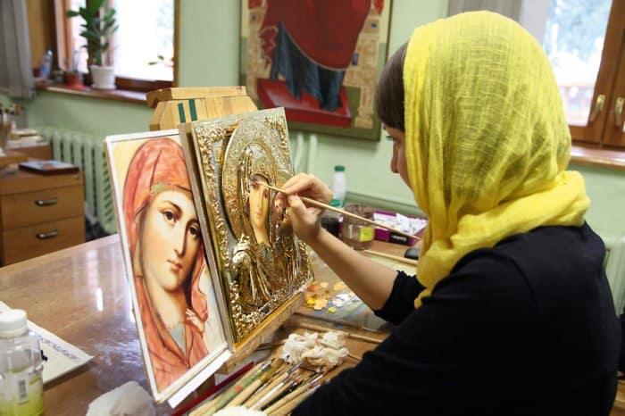 Должен ли иконописец быть верующим человеком?