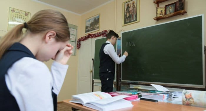 В 41% российских школ созданы условия для детей-инвалидов, - Анна Кузнецова