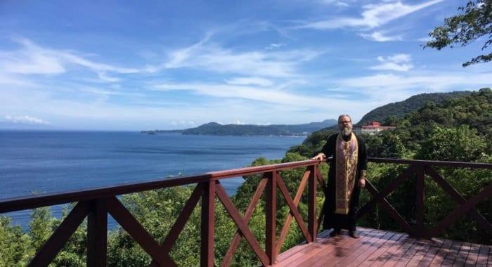 Первый православный монастырь начали строить в Японии