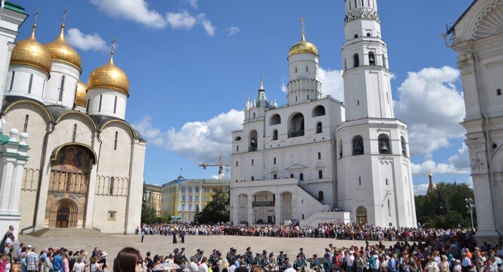 В честь 1030-летия Крещения Руси в Кремле впервые совершат Литургию под открытым небом