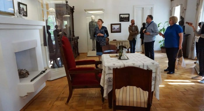 Музей романа «Братья Карамазовы» открыли в Старой Руссе