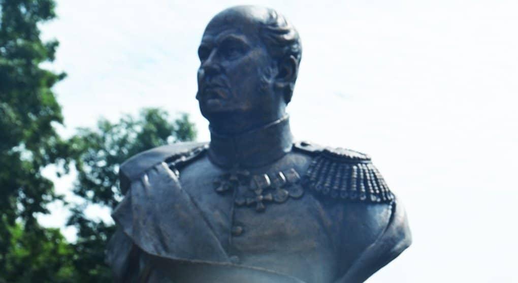 Памятник герою 1812 года Алексею Воейкову установили под Тамбовом