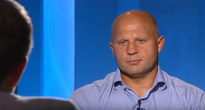 Боец Федор Емельяненко станет гостем программы Владимира Легойды «Парсуна» 8 июля