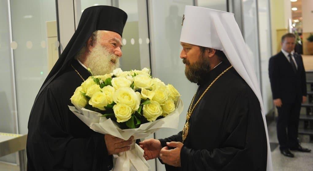 На 1030-летие Крещения Руси в Москву съезжаются главы Поместных Церквей