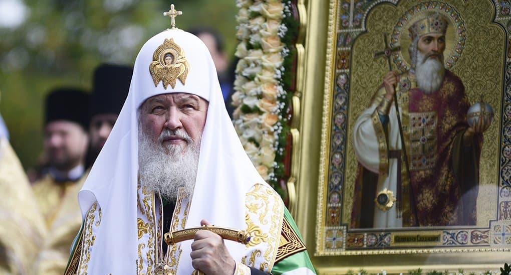 Русская Церковь никогда не согласится с попытками оторвать от нее православных Украины, - патриарх Кирилл