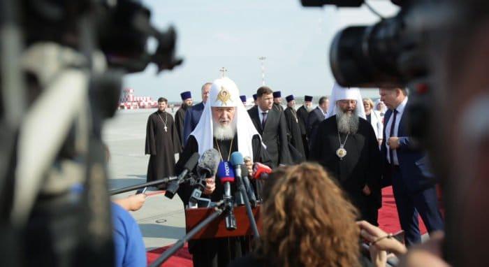 Память о гибели Царской семьи должна помочь переосмыслить историю, - патриарх Кирилл