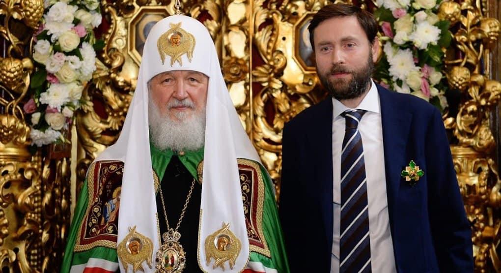 Председатель Попечительского совета радио «Вера» Павел Ульянов награжден церковным орденом
