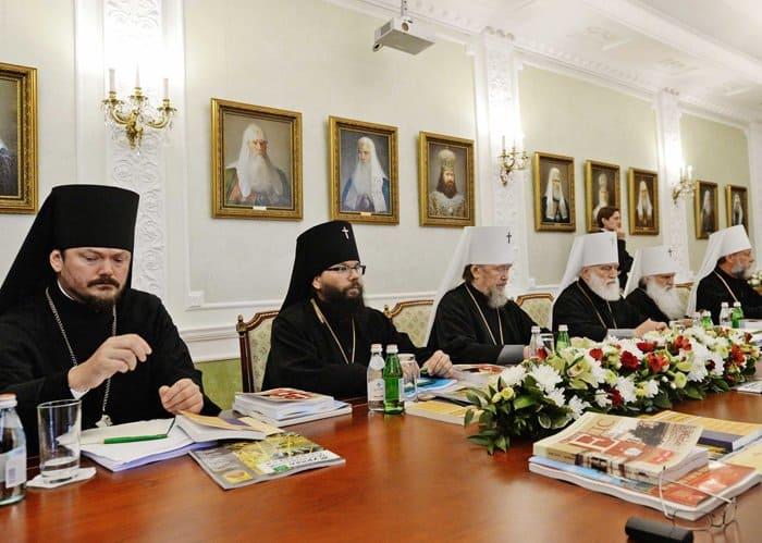 Подведены итоги заседания Священного Синода в Екатеринбурге