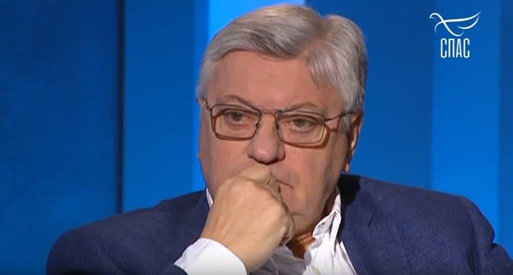 Ректор МГИМО Анатолий Торкунов станет гостем программы Владимира Легойды «Парсуна» 15 июля