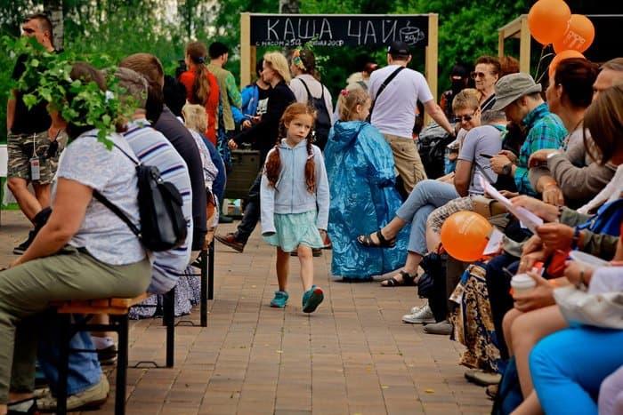 Аншлаг в Захарове: 10 тысяч гостей собрал фестиваль «Традиция», посвященный Пушкину и Царской семье