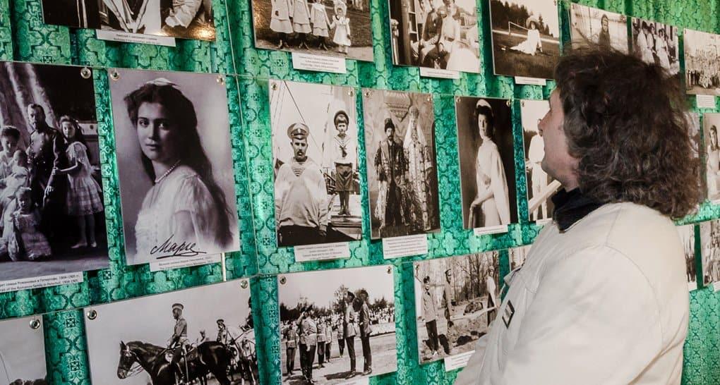 Потомки колонистов в Йоханнесбурге увидели фотографии Царской семьи