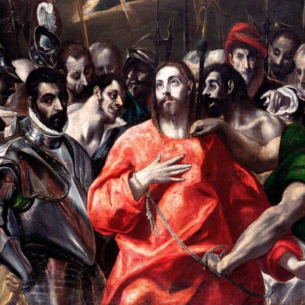 Тест: Одежды Христа
