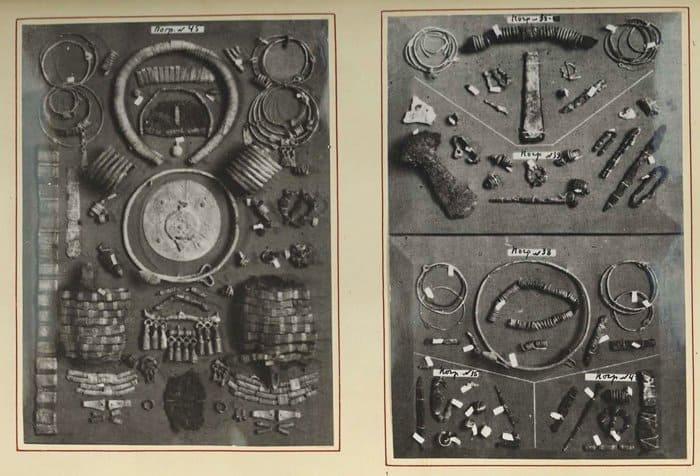 Опубликованы уникальные отчеты об экспедициях археологов в 1944-1946 годах