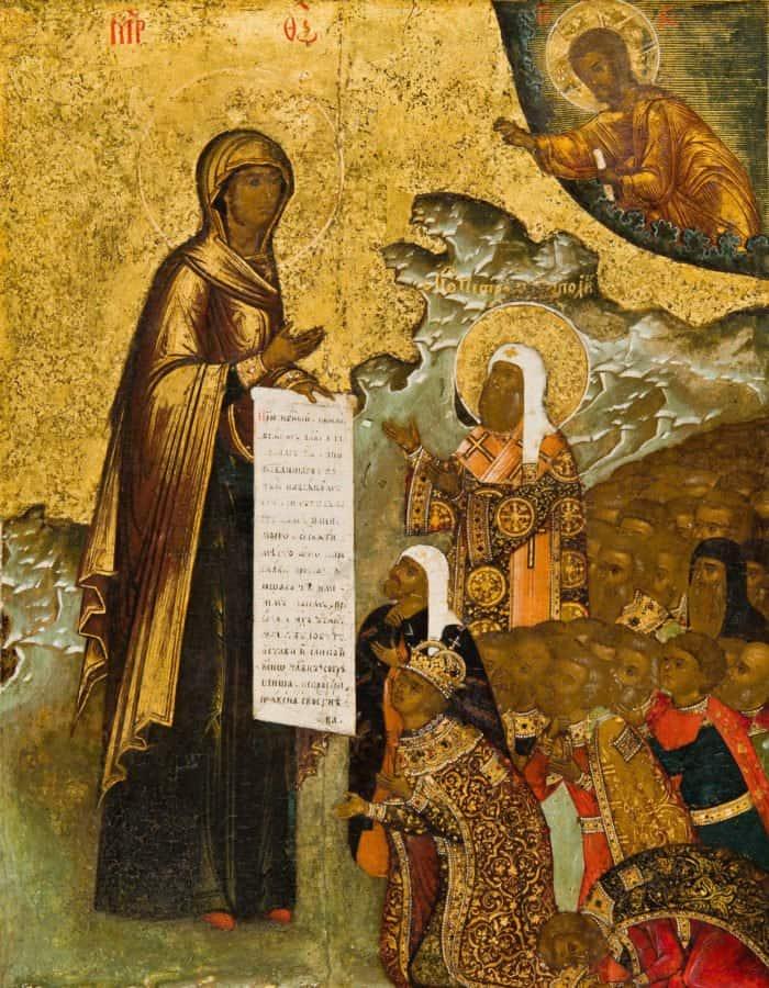 Почему Богородица почитается Церковью выше, чем все святые?