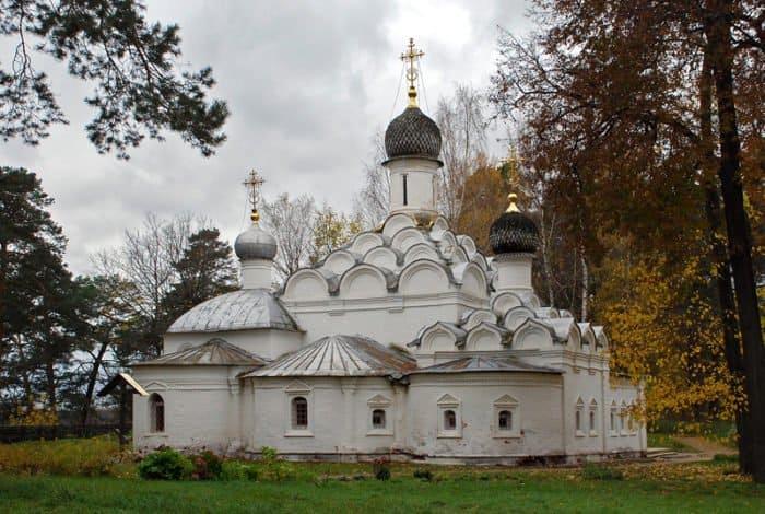 Приключения в усадьбе Архангельское