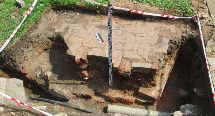 В Москве нашли остатки храма, снесенного в 1930-ые