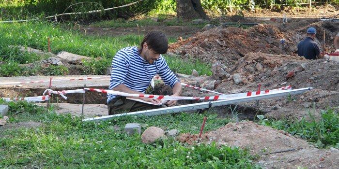 Руины храма Трех Святителей в Москве признали культурным наследием