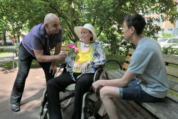 20 лет жизни с БАС: история болезни и любви Татьяны и Павла Шестимеровых