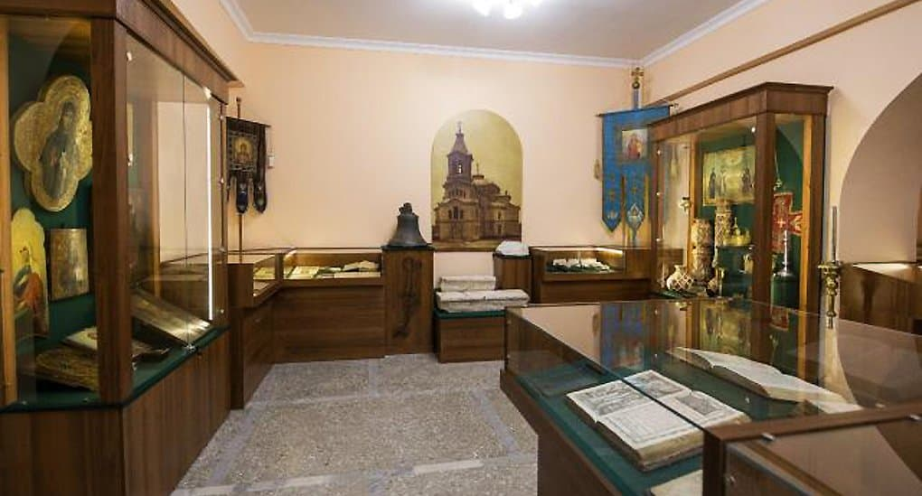 Открылся музей в честь 130-летия православия в Минеральных Водах