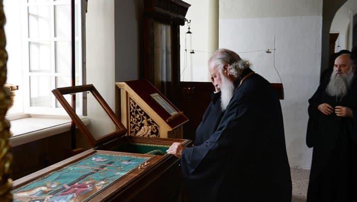 Патриарх Кирилл помолится в храмах Русского Севера