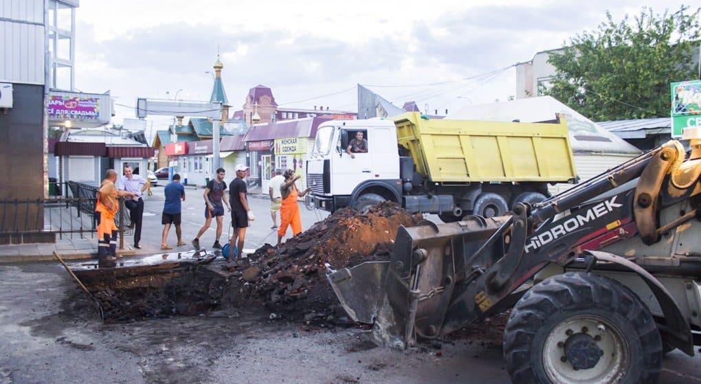 В Тамбове ведут раскопки на месте разрушенного храма, который хотят восстановить