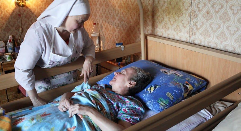 Госдума России приняла закон о паллиативной помощи